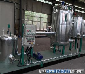 浮油回收设备